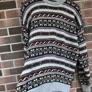 ❄️90's winter sweater